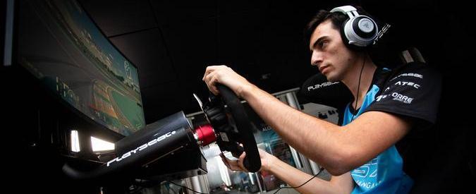 Giorgio Mangano, il simdriver italiano della Williams Esports racconta il suo percorso nel gaming competitivo