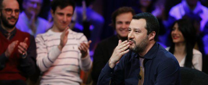 Matteo Salvini, l'uomo comune che conosce i suoi polli