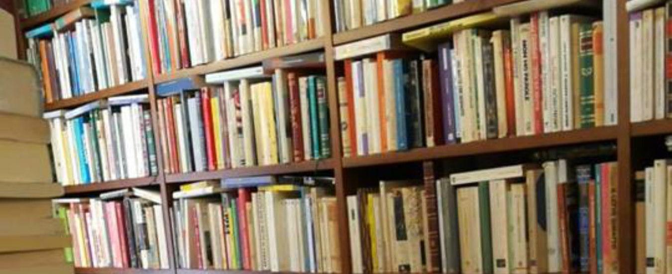 La libreria Milton: un luogo dove 'l'uscita è libera, ma l'entrata è liberatoria'