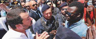 """San Ferdinando, Salvini: """"Sgombereremo, basta illegalità"""". Ma lo ha detto 4 volte in un anno. E sempre dopo una tragedia"""