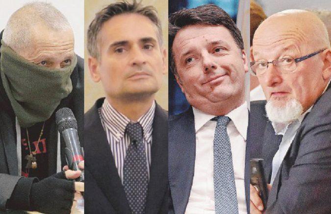 Ultimo e Scafarto, raffica di querele per il libro di Renzi