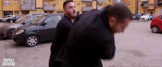 """Pescara, calci e pugni a troupe Rai: sequestrate droga e munizioni. Uno degli aggressori: """"Chiedo scusa"""""""