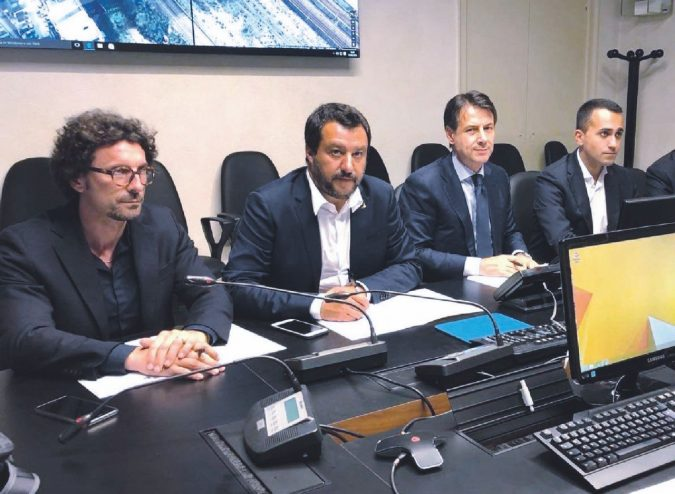 Diciotti, che succede se Zuccaro indaga Conte e i 2 ministri M5S