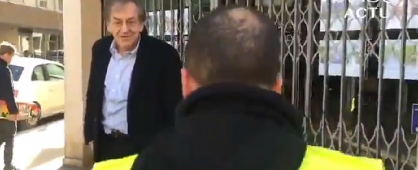 """Gilet gialli, Finkielkraut dopo insulti antisemiti: """"Ho sentito odio assoluto"""". Procura apre inchiesta: """"C'è un sospetto"""""""