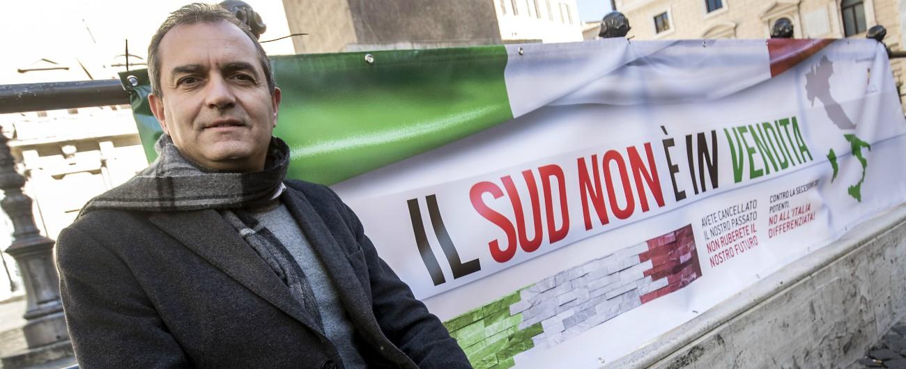 """Napoli, de Magistris vuole l'autonomia della città: """"Referendum entro fine 2019. Poi proveremo con l'intero Mezzogiorno"""""""