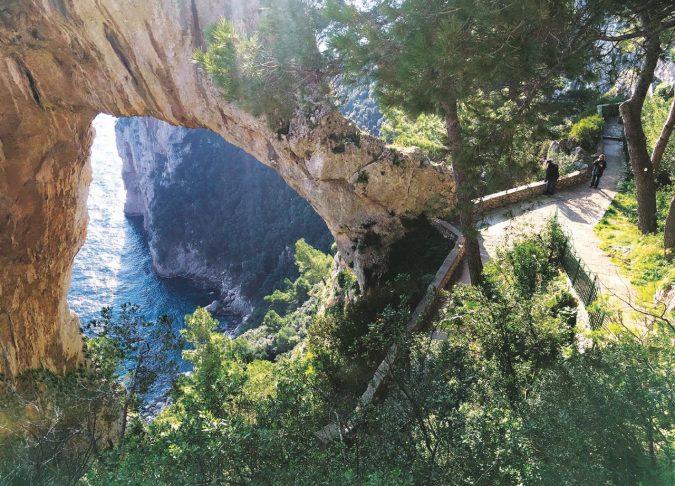 Così il belvedere di Capri è diventato proprietà privata