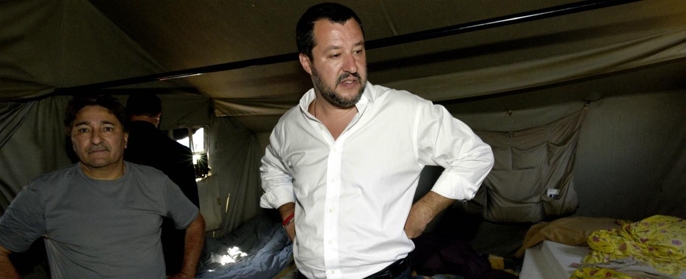 San Ferdinando, perché Salvini non manda le ruspe nella baraccopoli di Rosarno