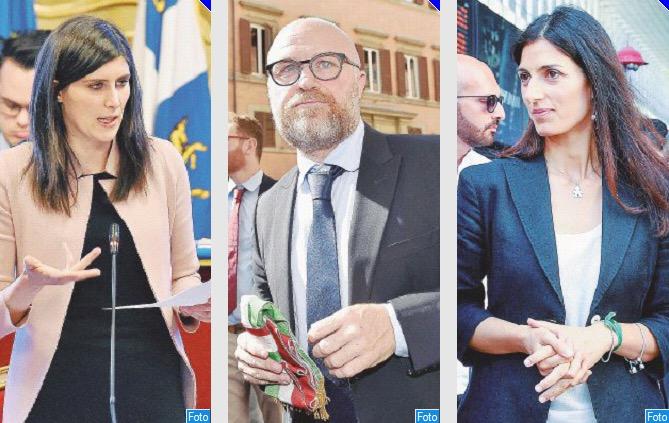 """Sul Fatto del 18 Febbraio – Appendino, Nogarin e Raggi: """"Chi governa va processato"""""""