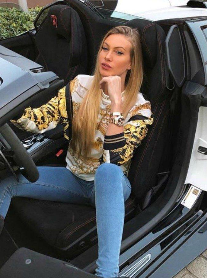 """Taylor Mega: """"Mi servirebbe un milione di euro al mese per vivere. Spendo tanti soldi, ma non sono materialista"""""""