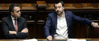 """Governo, scontro anche sugli stranieri irregolari. Salvini: """"Sono 90mila"""". M5s: """"Nel contratto scrisse 500mila"""""""