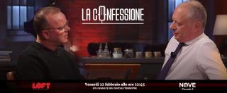 """La Confessione, Gigi D'Alessio rivela su Nove: """"La salma di Mario Merola ora è nella mia cappella di famiglia"""""""