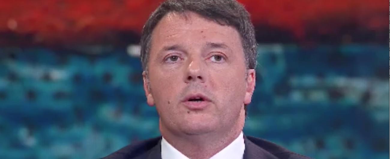 """Nomine Csm, Renzi: """"Metodo non l'ha inventato Lotti. Ipocrisia per attaccarci"""". Ma non cita i guai giudiziari dell'amico"""
