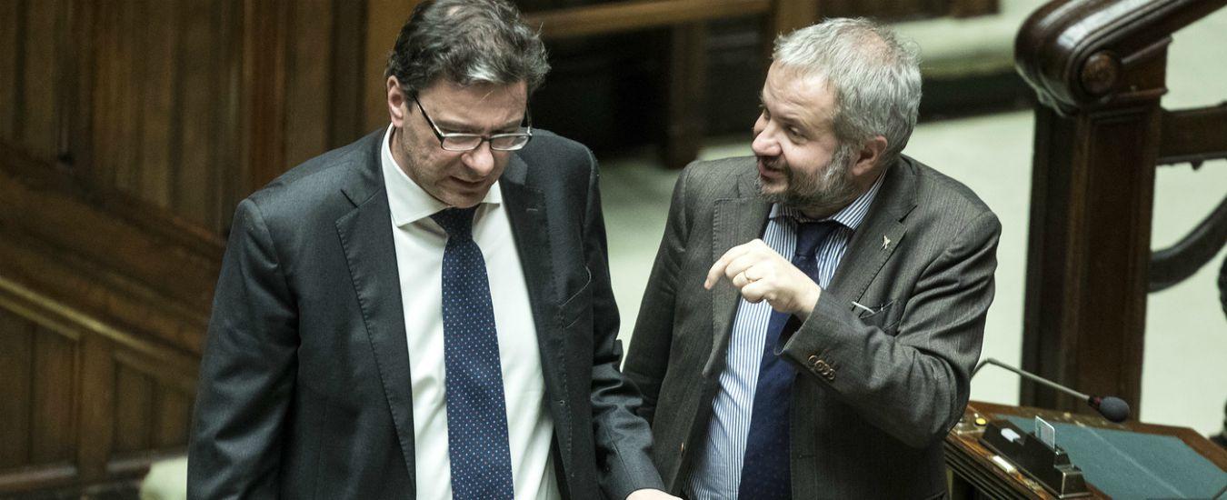 """Ue, il leghista Borghi: """"Puntiamo a creare un fortissimo gruppo eurocritico con il M5s"""". I grillini smentiscono"""