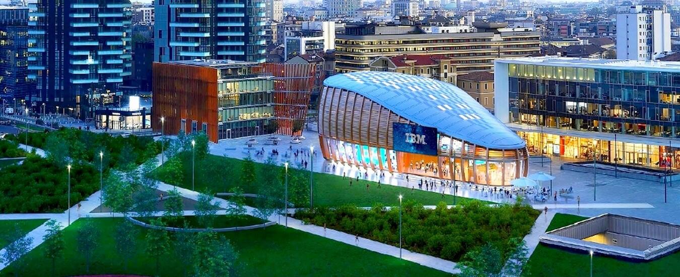 IBM Studios, 4.000 mq a Milano per favorire la trasformazione digitale dell'Italia