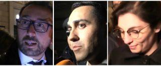 """Diciotti, Di Maio: """"Con voto iscritti M5s il caso è chiuso"""". Bonafede: """"Non è stato un voto salva governo"""""""