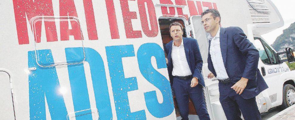 Arresto genitori Renzi, il giallo di quei volantini Esselunga finiti al macero