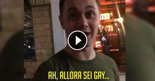 Mascherato sesso gay