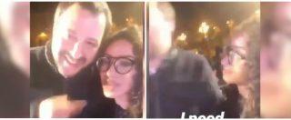 """""""Io mi fido di lei"""", Salvini sfottuto dalla finta fan sarda: """"Posso dirti una cosa? Sei una m*** letale"""". E lui reagisce così"""