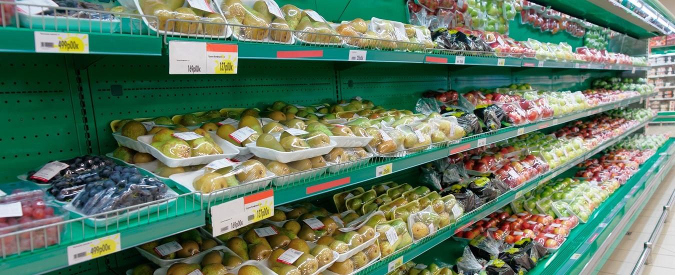 Ecco Biosmart, gli imballaggi bio per alimenti che controllano e migliorano la conservazione del cibo