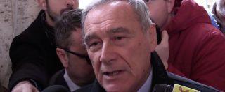 """Diciotti, Grasso risponde a Giarrusso: """"Lo stato di Polizia è democratico? Una valutazione sua"""""""