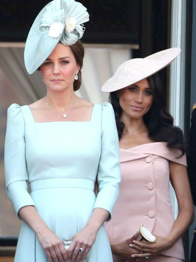 Meghan Markle va a Wimbledon e ignora Kate Middleton: il gesto in tribuna