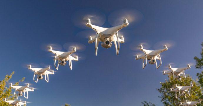 Tensioni USA Cina: anche il produttore cinese di droni DJI è stato bandito