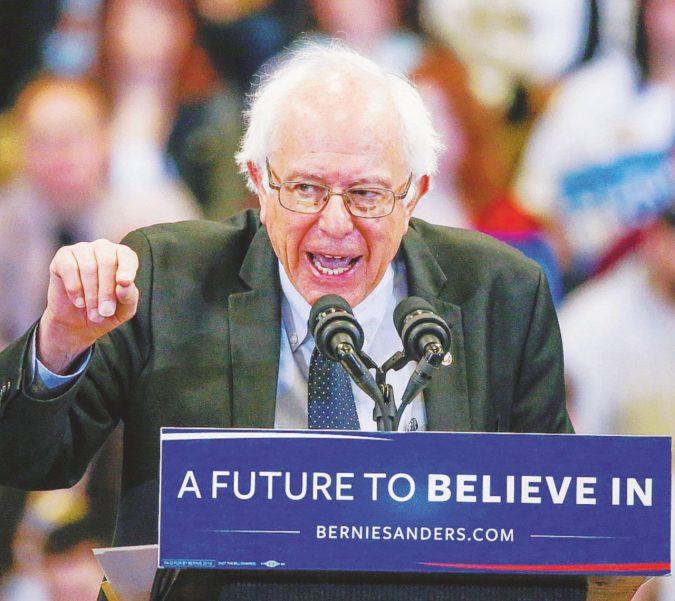 """Provaci ancora Bernie: il sogno di un presidente """"di sinistra"""""""
