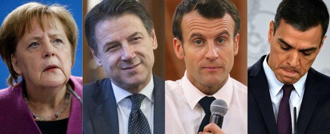 Elezioni europee, alla fine in Ue l'Italia è quella che sta meno peggio
