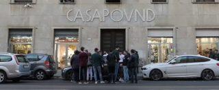 """Roma, Anpi denuncia Casapound e Forza Nuova: """"Violenza e apo"""