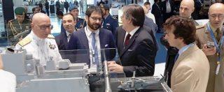 Armamenti, ministra della Difesa Trenta infuriata con il sottosegretario Tofalo: è andato negli Emirati alla fiera delle armi