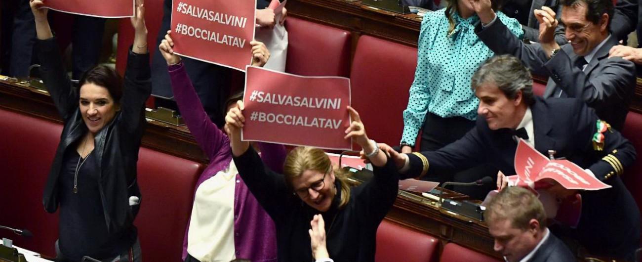 """Tav, Camera approva mozione M5s-Lega: """"Ridiscutere integralmente il progetto"""" Pd: """"Scambio con il salvataggio di Salvini"""""""