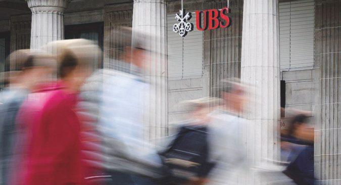 Stangata miliardaria per il colosso Ubs