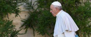 """Pedofilia, summit di 4 giorni in Vaticano. Papa Francesco: """"Non semplici e scontate condanne, servono misure concrete"""""""