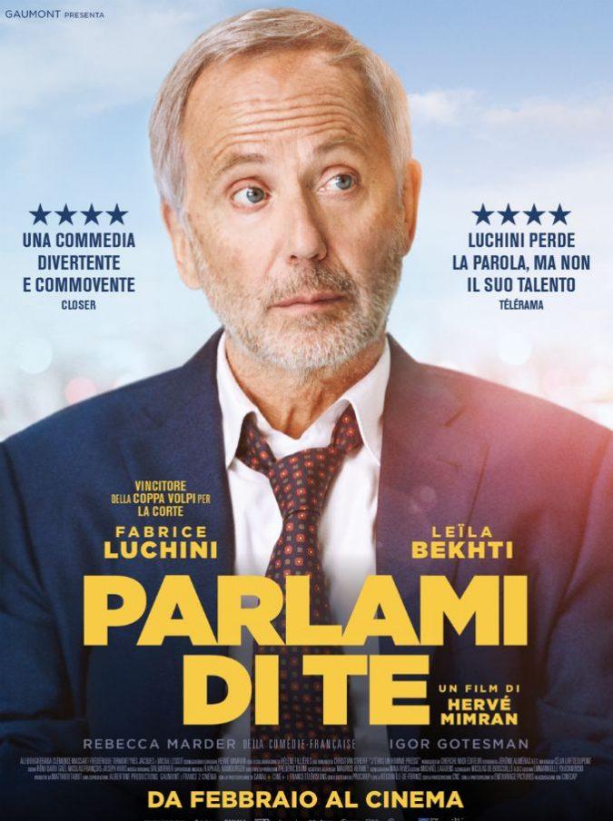 Parlami di te, il cinema francese dovrebbe fare un monumento a Fabrice Luchini