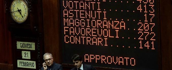 """Referendum propositivo, primo ok della Camera alla riforma costituzionale. Fraccaro: """"Giorno storico per democrazia"""""""