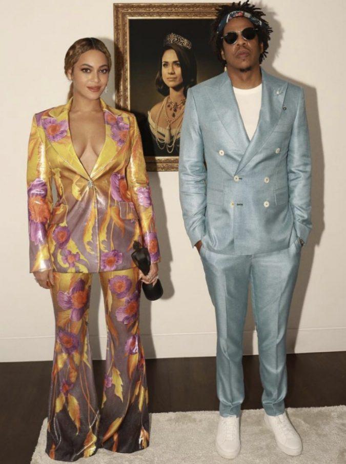 Beyoncé e Jay-Z, per loro la regina d'Inghilterra è Meghan Markle