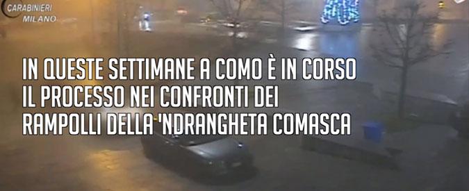 """Cantù: botte, pallottole e """"controllo del territorio e delle attività"""". A processo i rampolli delle famiglie 'ndranghetiste"""