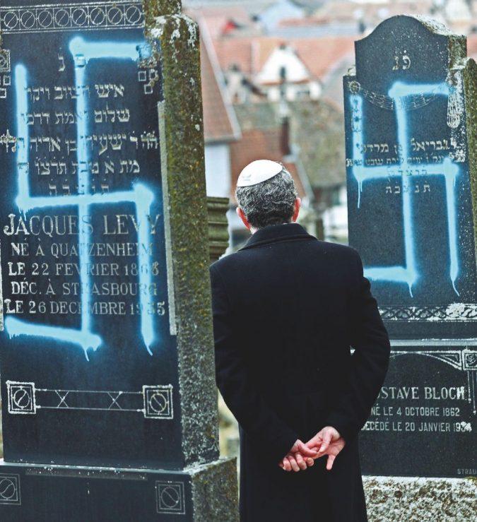Lupi Neri, Combat 18: com'è triste la Francia antisemita