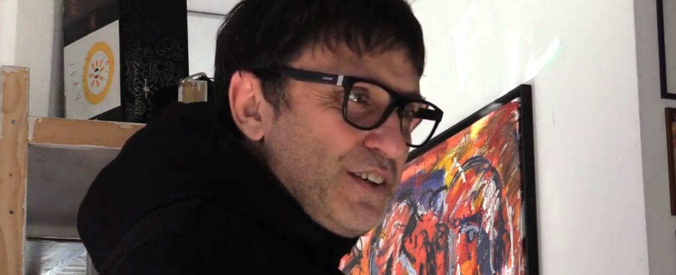 Dario Ballantini, la sua arte va oltre le imitazioni