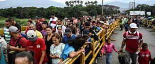 Venezuela, militari sparano su indigeni: due morti e 14 feriti. Fuggite 3,4 milioni di persone e boom di malattie infettive