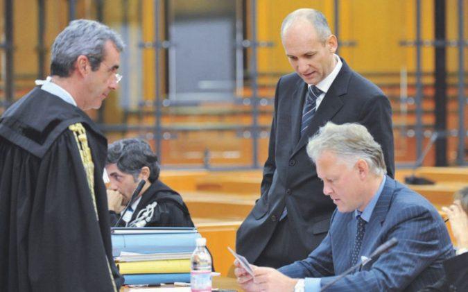 Thyssen, da Essen via libera all'arresto dei tedeschi