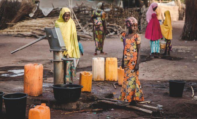 Nigeria: o corruzione o fame