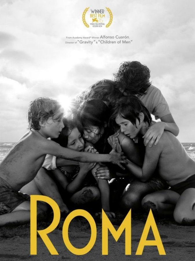 Risultati immagini per roma film oscar 2019
