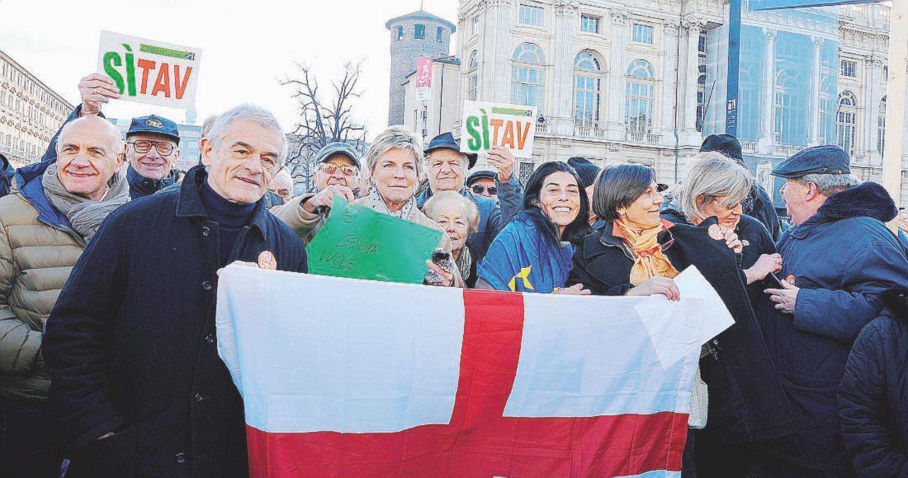 Tav e referendum: Chiamparino parla del nulla