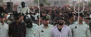 L'Iran condanna a morte minorenni al momento del reato. Una prassi bandita ovunque
