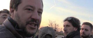 """Migranti, mercantile cambia rotta dopo aver salvato 120 persone. Salvini: """"Stava tornando il Libia ma è stato dirottato"""""""