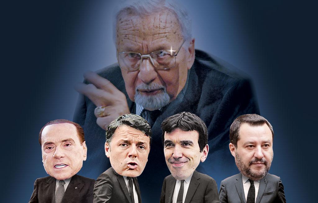 """In Edicola sul Fatto del 24 Febbraio – Separazione delle carriere, pm all'attacco: """"Come la P2"""""""