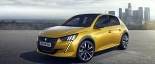 Peugeot 208, utilitaria a chi? Ora è tutta nuova, ed è pure a emissioni zero – FOTO