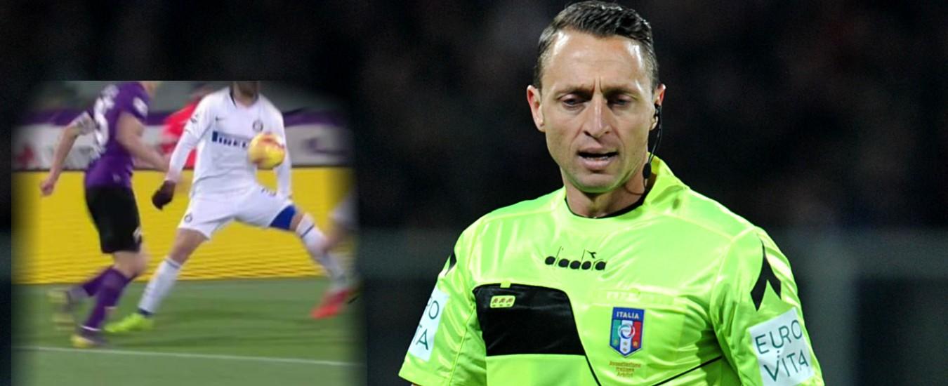 Fiorentina-Inter, togliete il Var agli arbitri italiani: serve una figura terza (davvero) imparziale