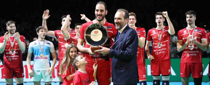 Piacenza non è solo la farsa della Pro in Serie C di calcio: il volley rinasce e vince con Zlatanov dg e Fei capitano